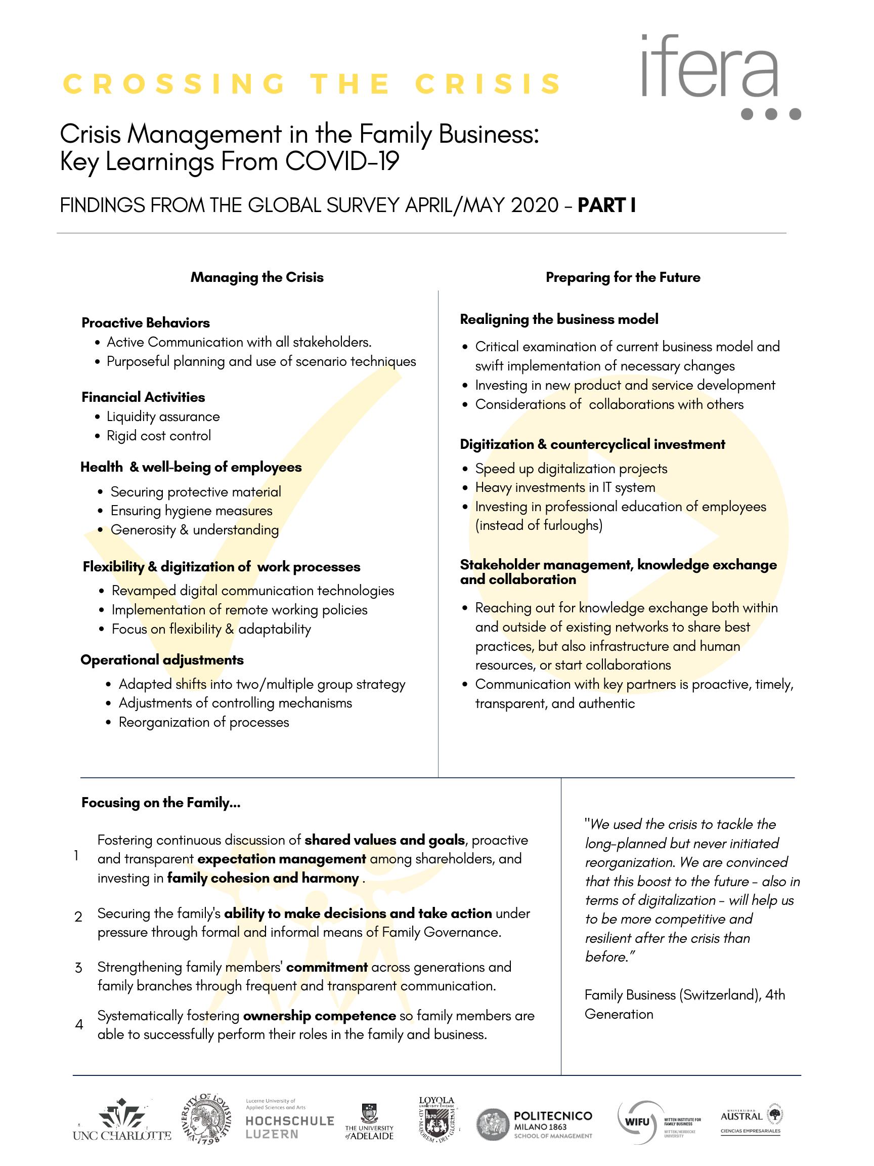 Part 1: Key Learnings (EN)
