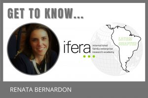 Get to know our LATAM Chapter: Renata Bernardon