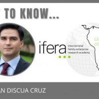 Get to know our LATAM Chapter: Allan Discua Cruz
